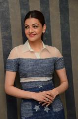 Kajal Agarwal Press Meet