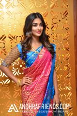 Pooja Hegde launches anutex shopping mall