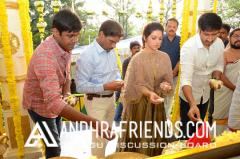 Photos: Gopichand's 25th Film Opening Photos