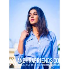 Anisha Ambrose Latest Photos