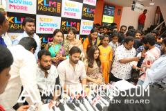 KLM fashion mall Opening at Rajmundy by Hero Sai dharmatej photos